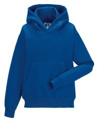 MILLER ACADEMY PRIMARY SCHOOL ROYAL BLUE  PULLOVER HOODIE WITH LOGO